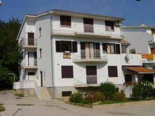 Příklad ubytování vila Karamako