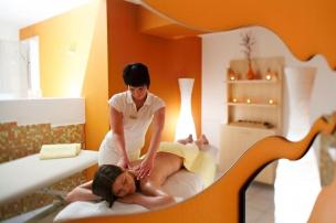 V hotelu můžete využít možnosti masáže