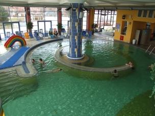 Bazén vnitřní