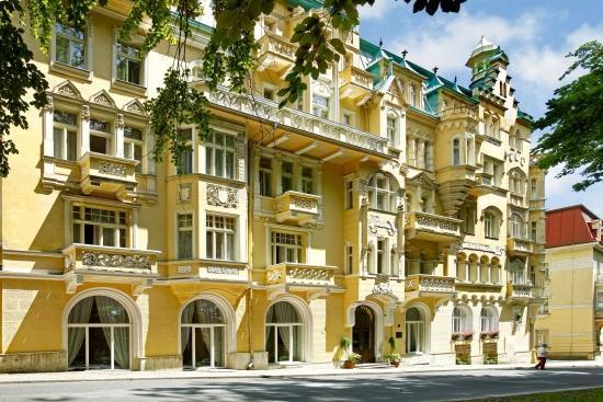 Spa Hotel Svoboda***