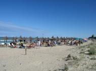 Pláž poblíž rezidence