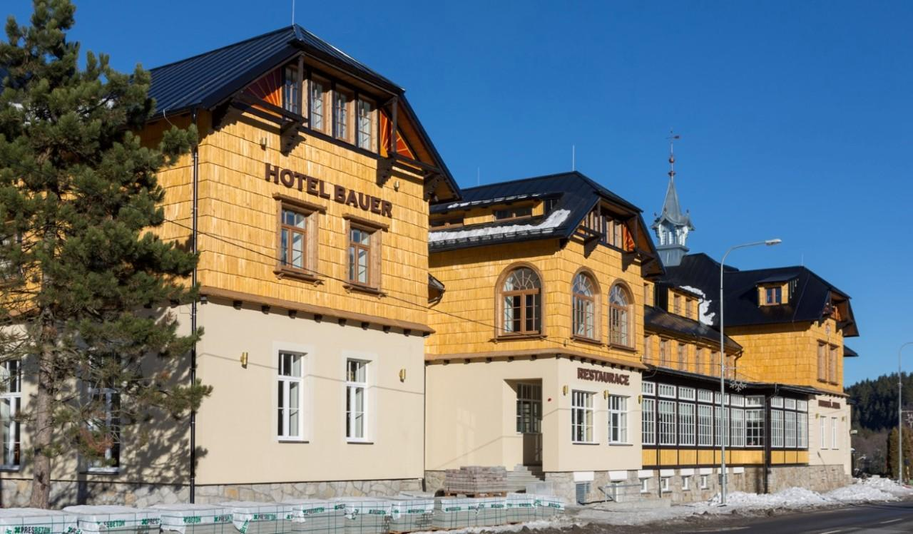 Hotel Bauer***