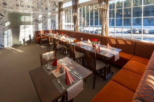 Restaurace a kavárna