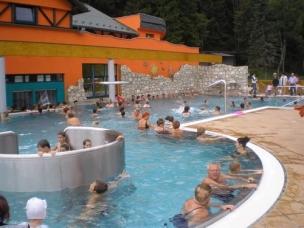 Aqua vital centrum v Lúčkách