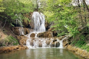 Vodopád v Lúčkách