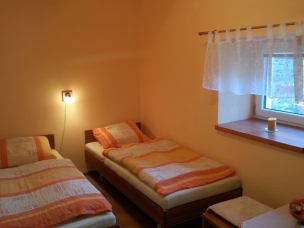 Dovulůžkový pokoj