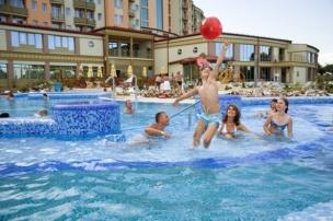 Venkovní dětský bazén