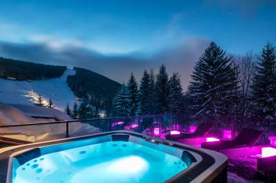 Wellness Luxury Mountain Spa