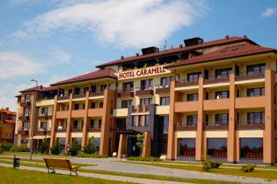 HOTEL CARAMELL foto