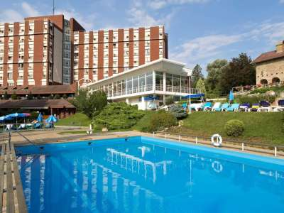 HOTEL DANUBIUS HEALTH SPA RESORT AQUA foto