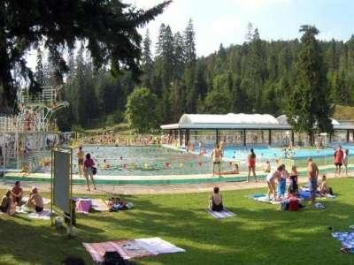 Prostor u bazénu
