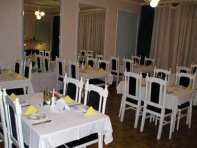 Jídelna v Hotelu Ozón***