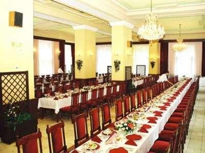 Restaurace v Hotelu Astória**/***