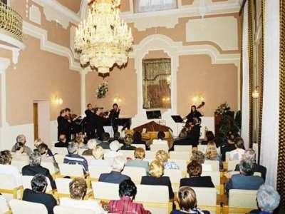 Koncertní sál v Hotelu Astória**/***
