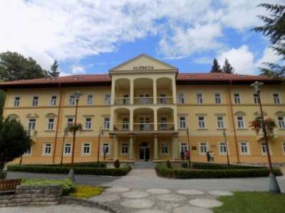 HOTEL ALŽBETA foto