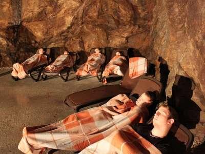 Speleoterapie v Šumavských lázních