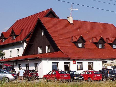 Hotel u Lip najdete v Trojanovicích na úpatí hory Radhošť se známou sochou Radegasta.