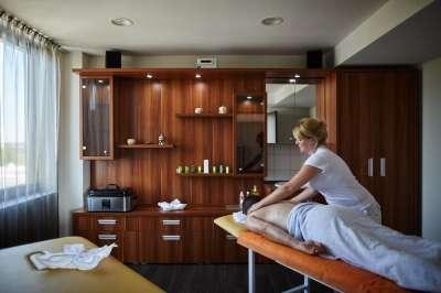 Hotelový wellness