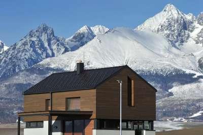 Natur resort - domeček standard