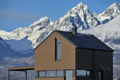 Natur resort - domeček superior