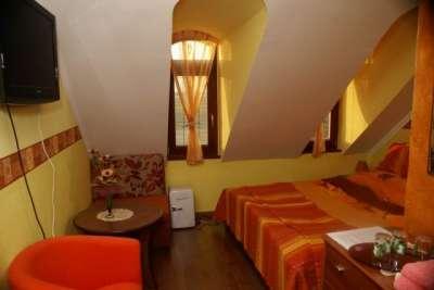 Dvoulůžkový apartmán