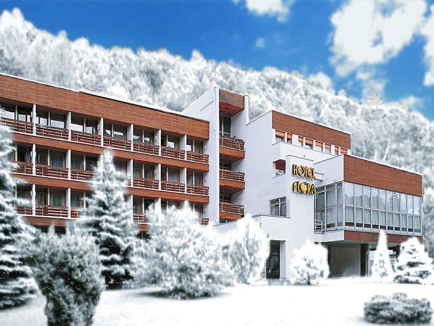 Hotel Flóra ***+