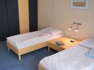 LD Aqua - dvoulůžkový pokoj