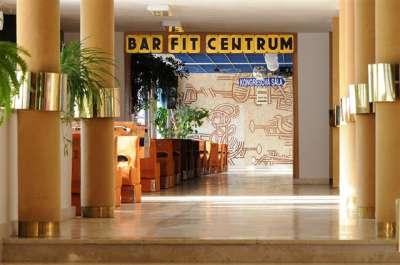 Bar Fit Centrum