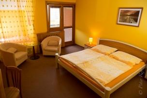 Dvoulůžkový pokoj - zlatý
