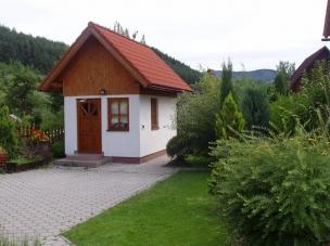 Exteriér finské sauny