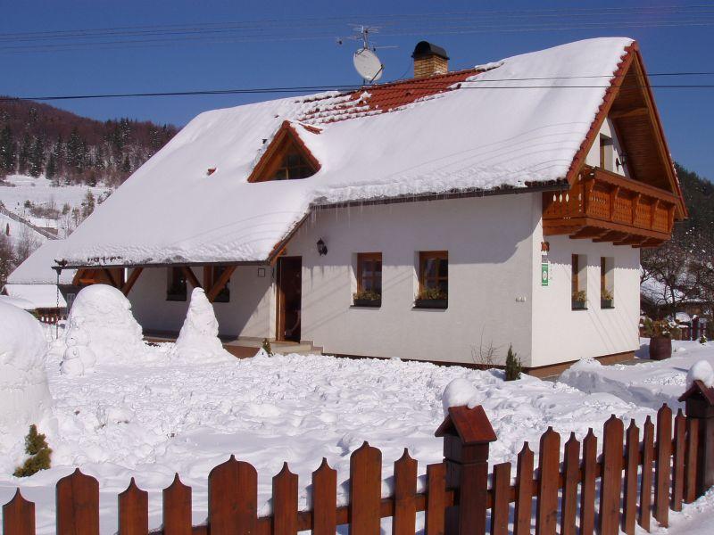 Prázdninový dom Bórka