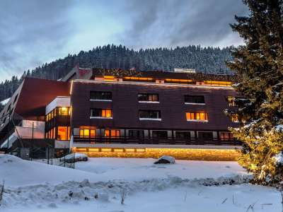 WELLNESS HOTEL REPISKÁ