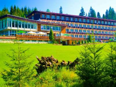 HOTEL MAGURA foto