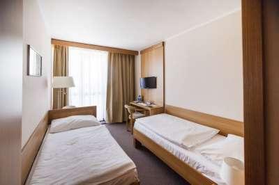 Dvoulůžkový pokoj s oddělenými lůžky