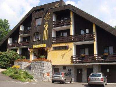 STAR HOTELS BENECKO foto