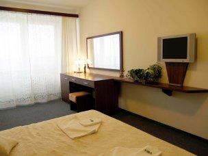 Dvoulůžkový pokoj standart v hotelu 4*