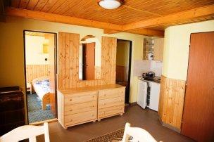 Pětilůžkový bungalov