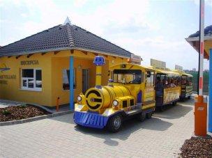 Žlutá mašinka