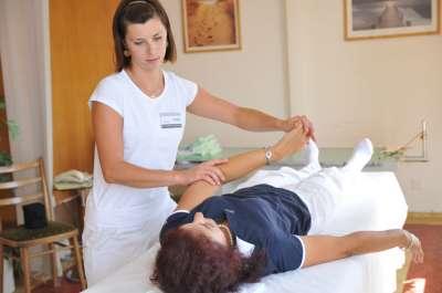 Individuální rehabilitace s fyzioterapeutem