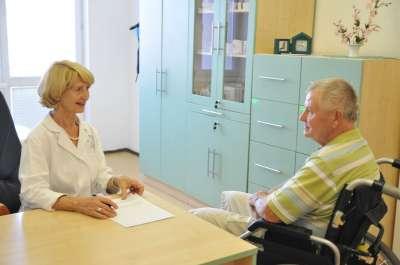 Po příjezdu Vás čeká konzultace s lékařem.