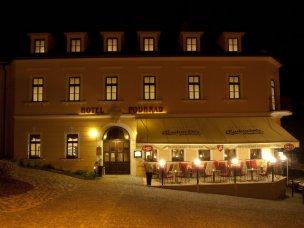 hotely Podhrad a Knížecí Dvůr