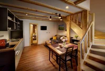 Apartmán A 4+1 Deluxe
