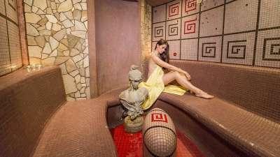 Sauna parní