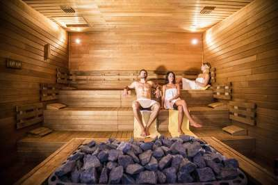 Finská Sauna s ceremoniály