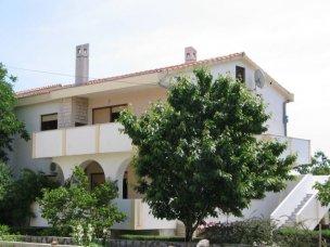 Příklad ubytování vila Sonja