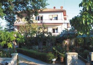 Příklad ubytování vila Jakominić