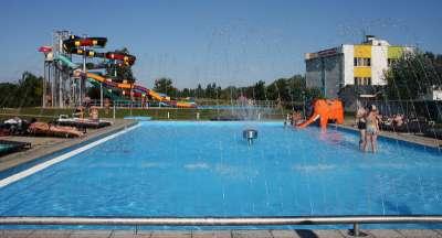 Venkovní bazény