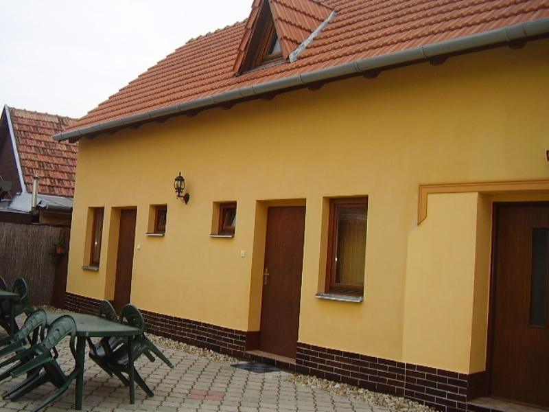 Apartmány Ladislav Kiss
