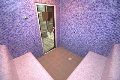 Parní sauna ve wellness