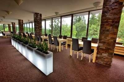 Restaurace hotelu Pieris